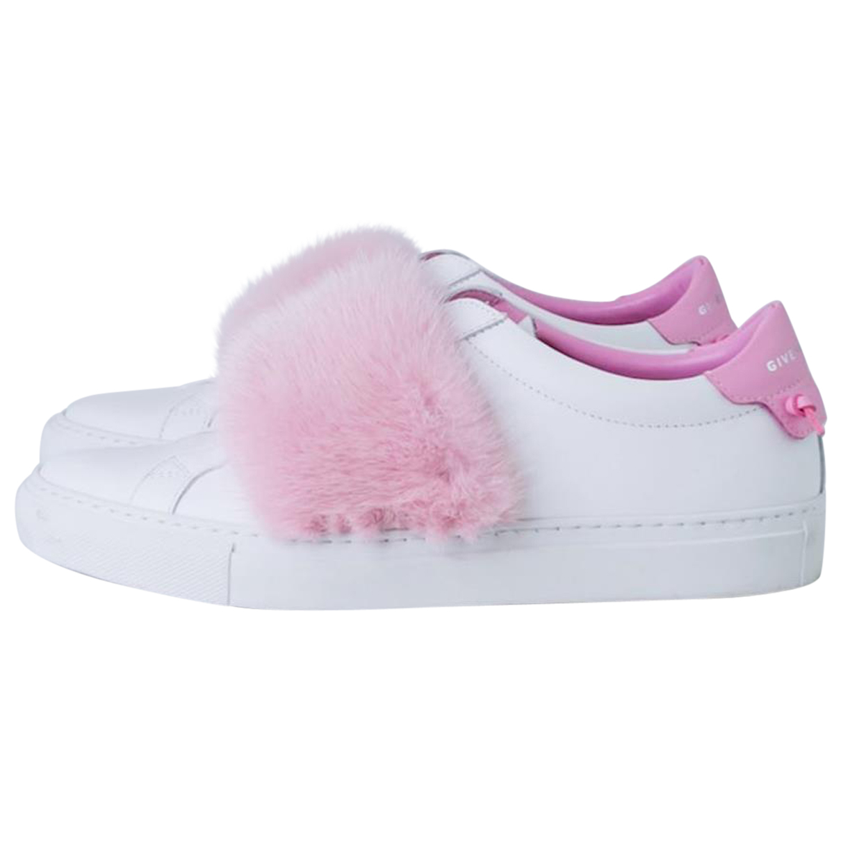 Givenchy N White Leather Trainers for Women 39 EU