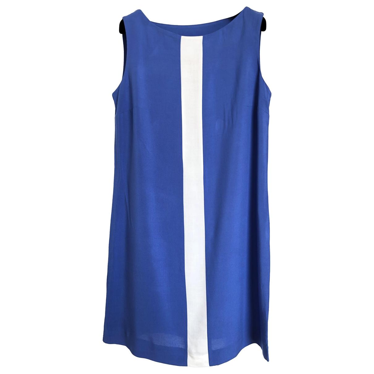 Mango \N Blue dress for Women S International