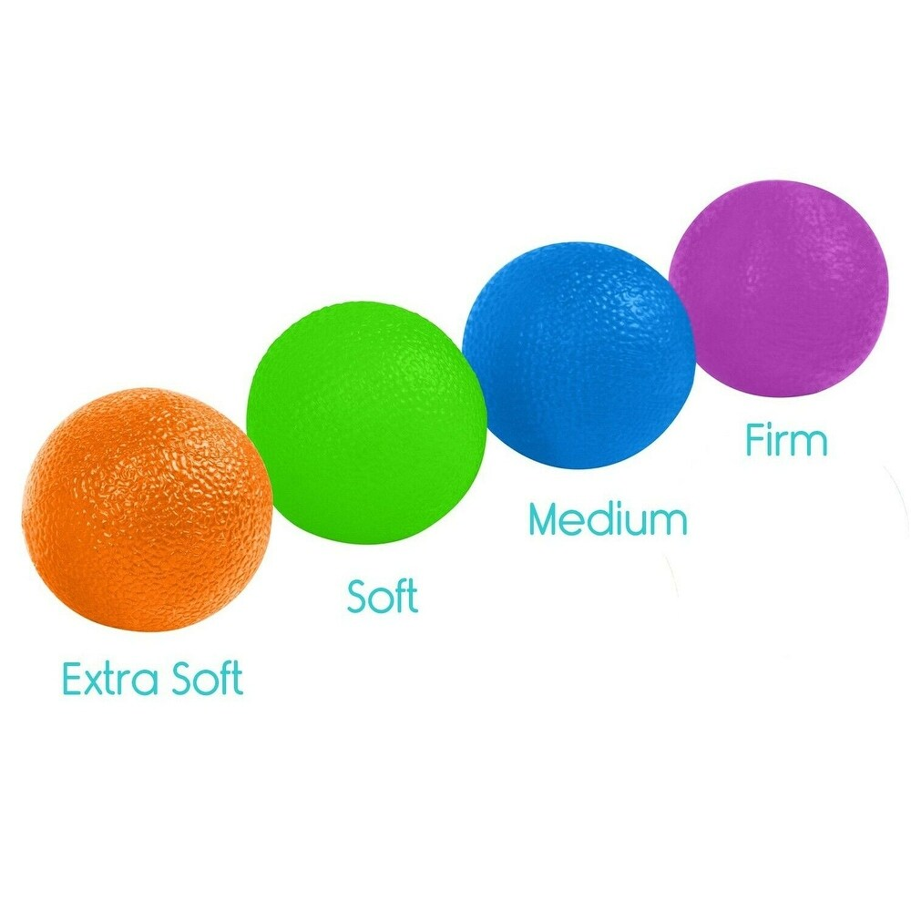 Serenily Hand Exercise Ball Set - Exact Color (Exact Color)