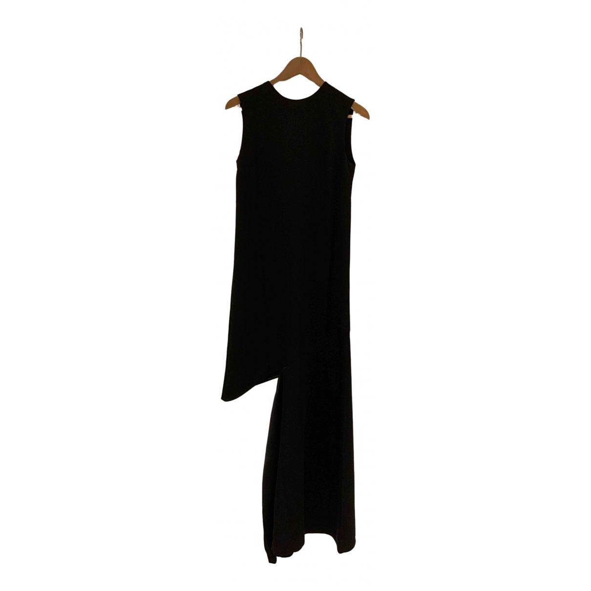 Maison Martin Margiela \N Black Silk dress for Women 36 FR