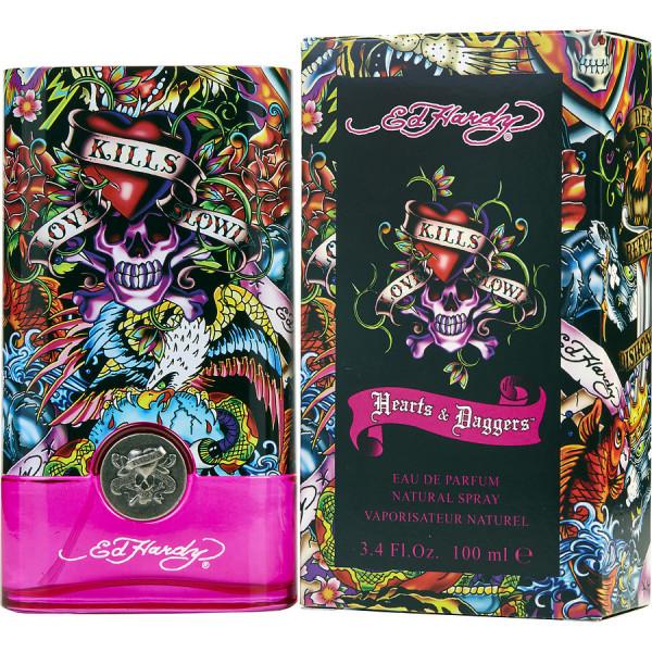 Hearts & Daggers - Christian Audigier Eau de Parfum Spray 100 ML