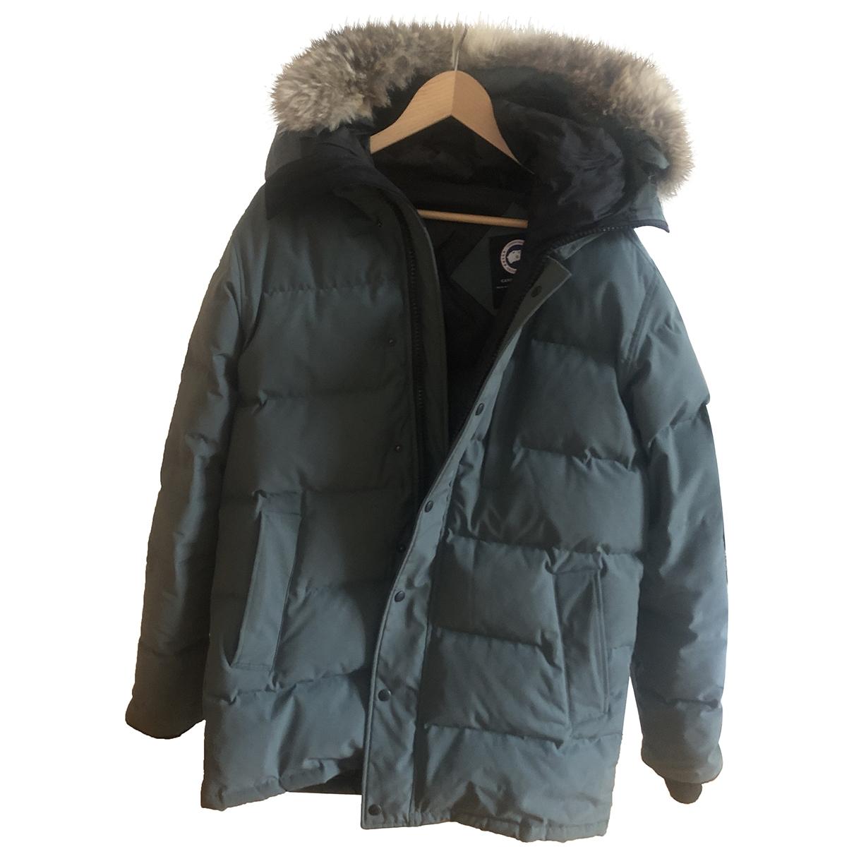 Canada Goose - Manteau   pour homme en fourrure synthetique