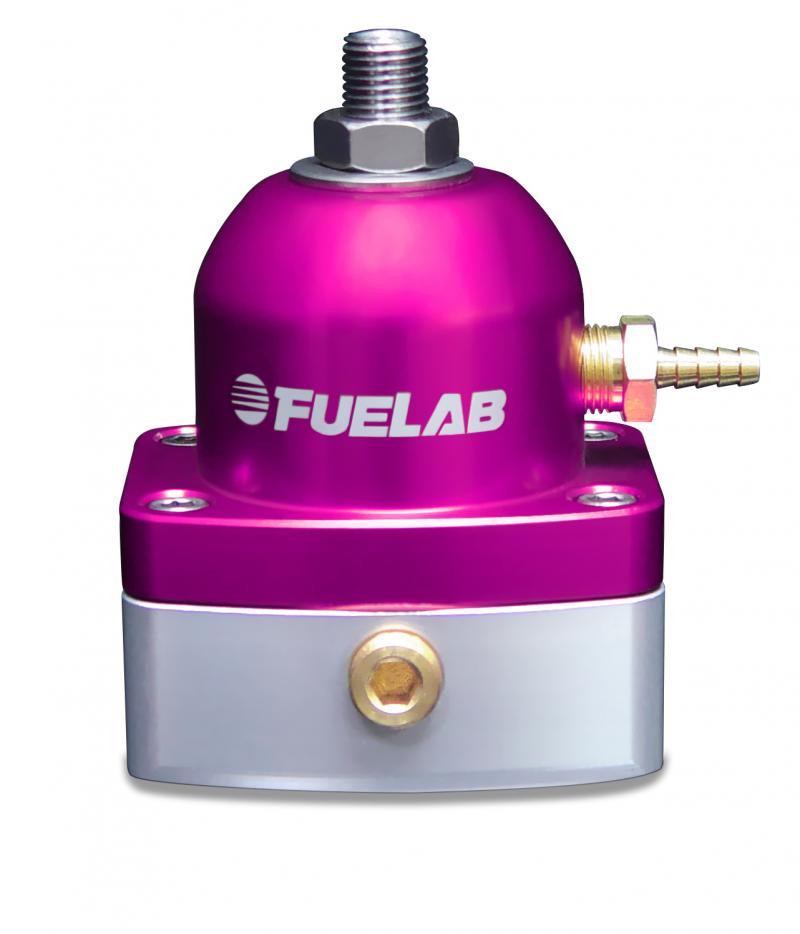Fuelab 52503-4-L-E Fuel Pressure Regulator