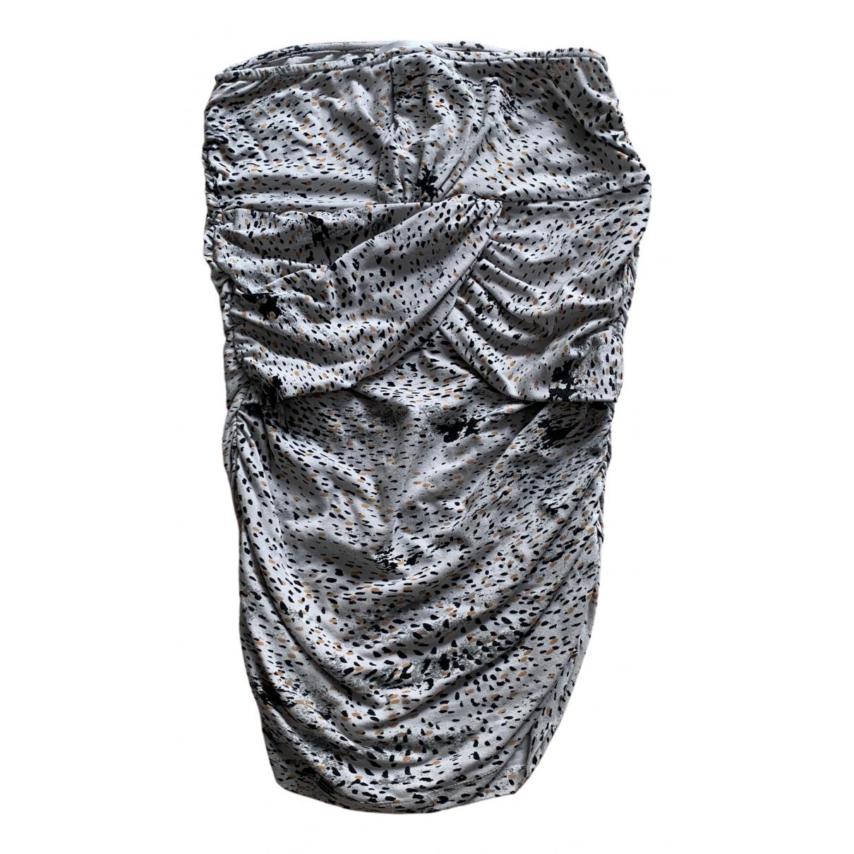 Stine Goya \N Rocke in  Grau Viskose