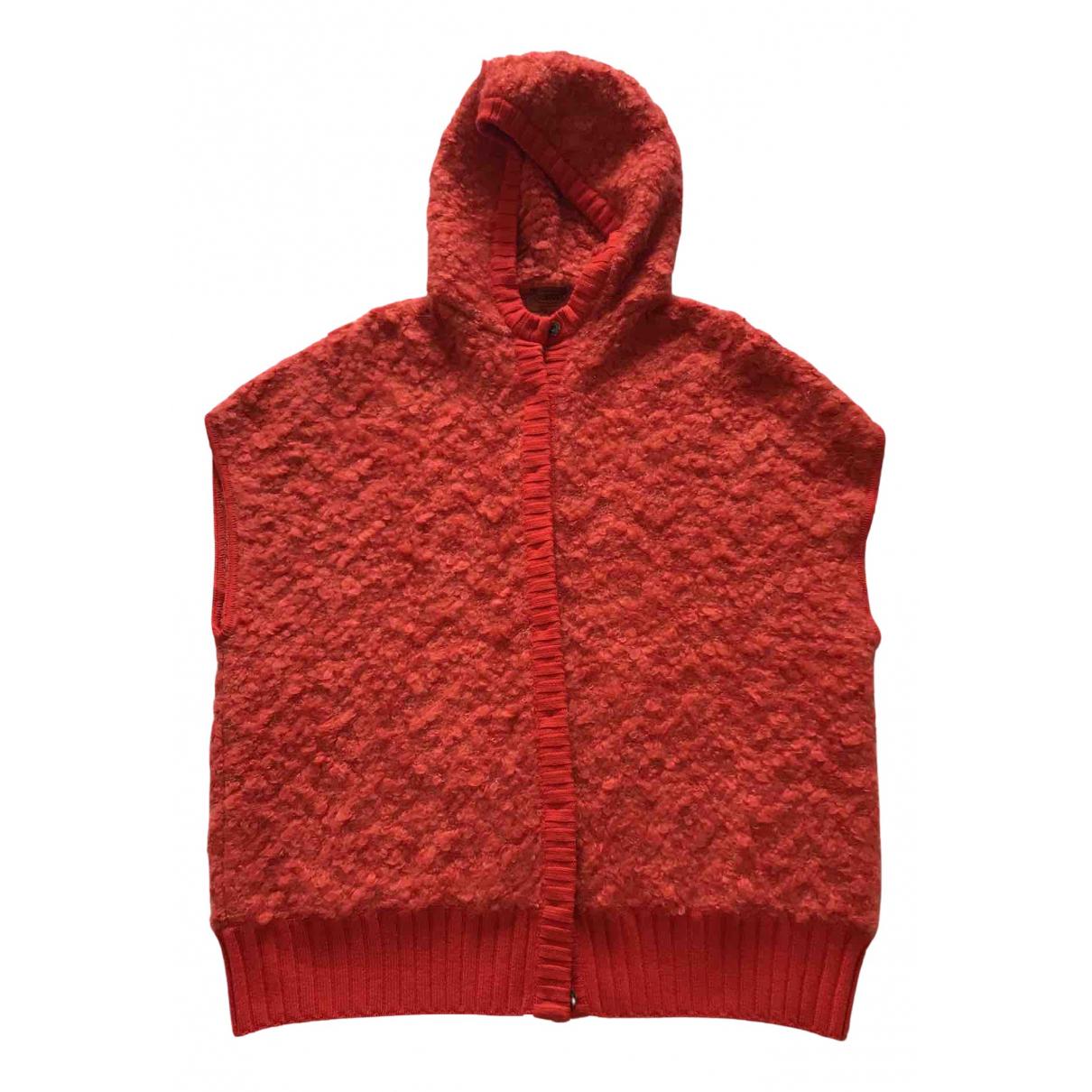 Missoni - Veste   pour femme en laine - orange