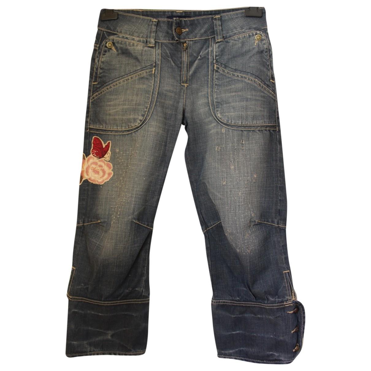 Kenzo \N Blue Denim - Jeans Jeans for Women 26 US