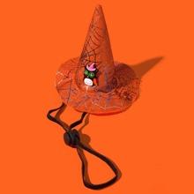 1 Stueck Halloween Hut fuer Hunde