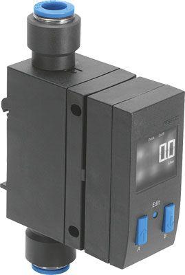 Festo SFAB-600U-HQ10-2SA-M12 flow sensor
