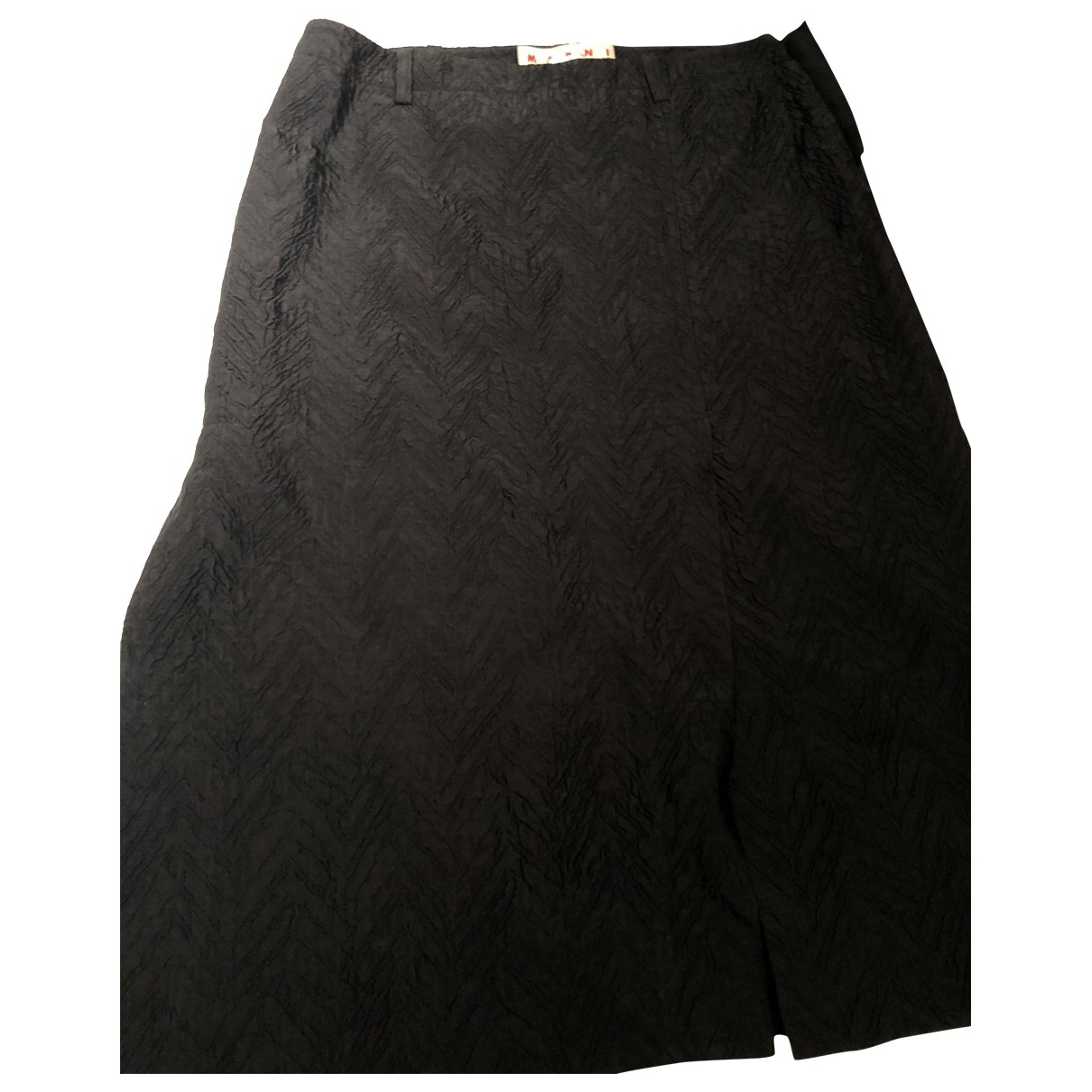 Marni \N Rocke in  Schwarz Tweed