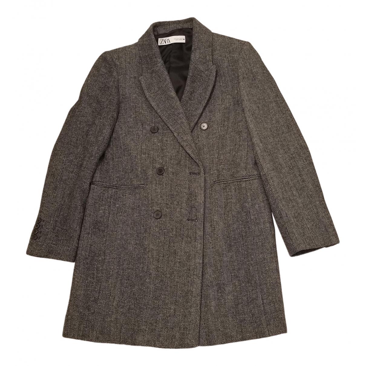 Zara - Manteau   pour femme - multicolore
