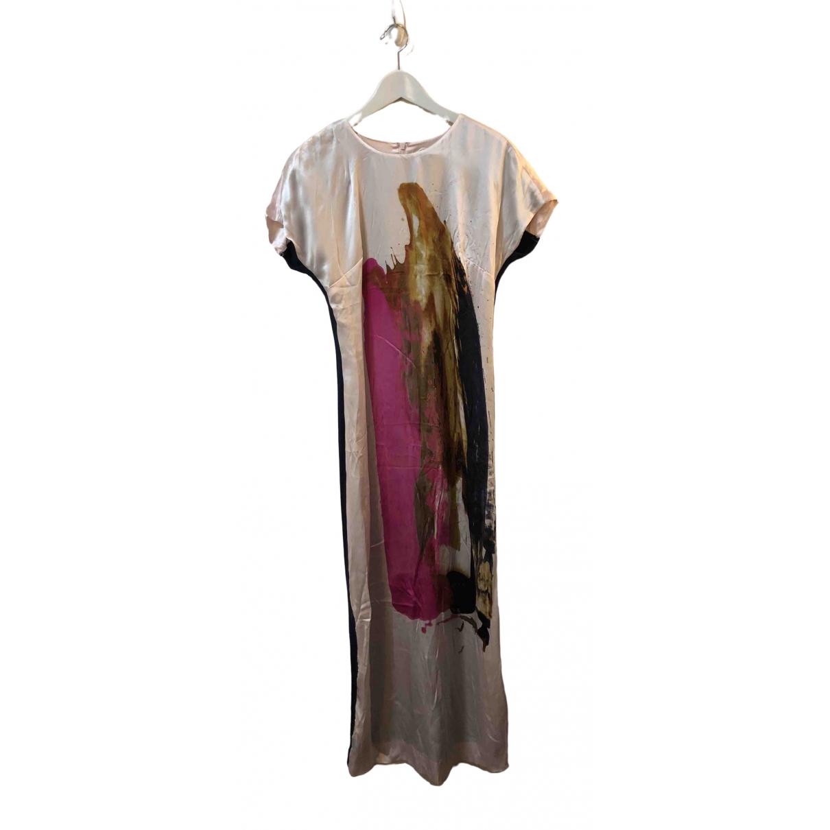 Twenty8twelve By S.miller \N Kleid in  Rosa Seide