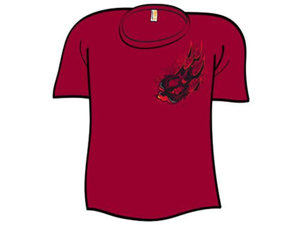 Fire Swallower T Shirt
