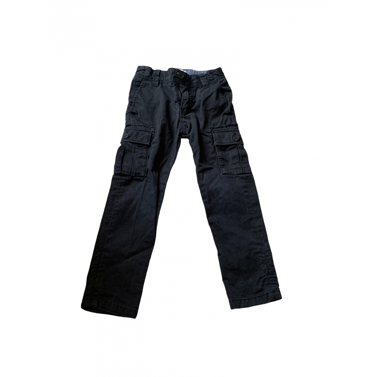 Boss \N Black Cotton Trousers for Kids 5 years - up to 108cm FR