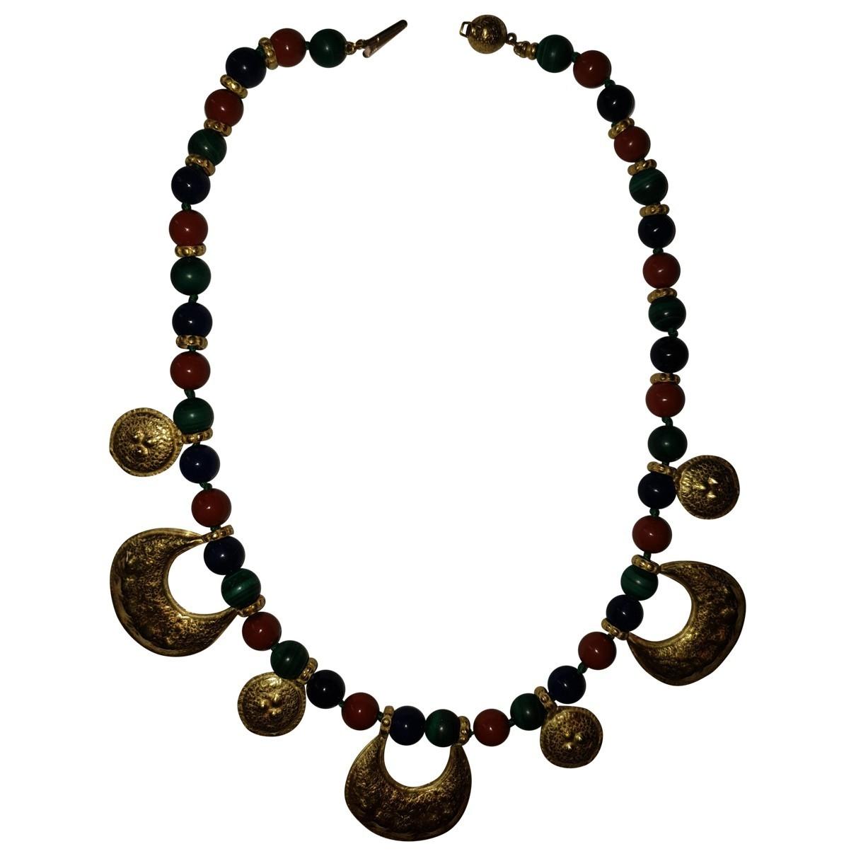 Collar de Oro amarillo Missoni