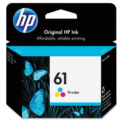 HP 61 CH562WN Original Tri-color Ink Cartridge