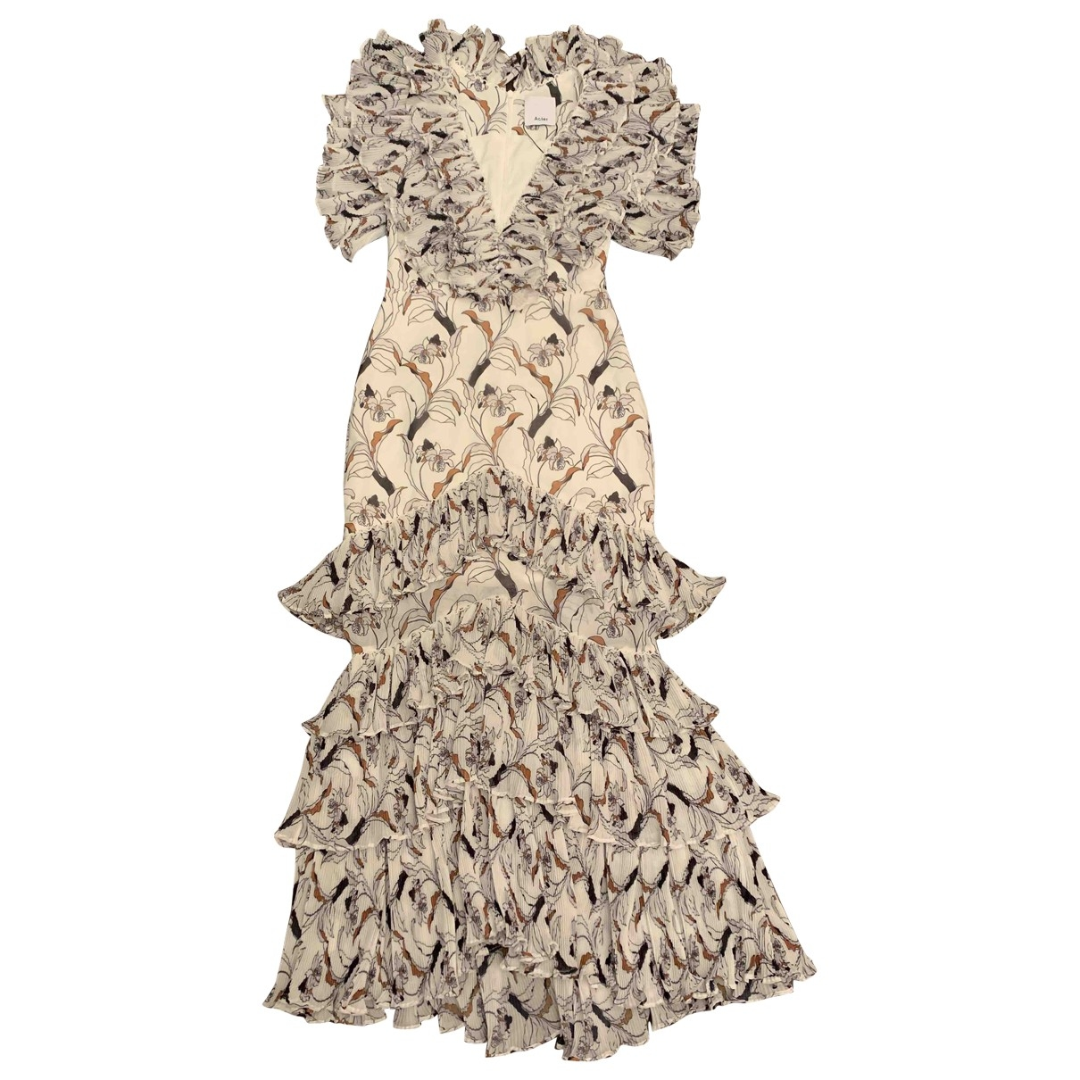 Maxi vestido Acler