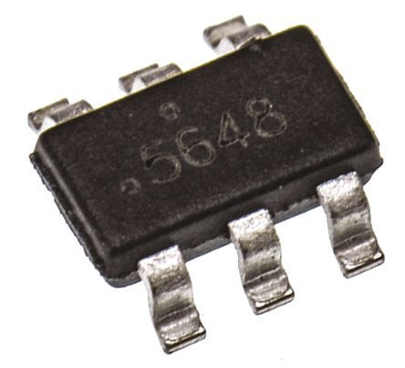ON Semiconductor Dual N/P-Channel MOSFET, 460 mA, 680 mA, 25 V, 6-Pin SOT-23  FDC6321C