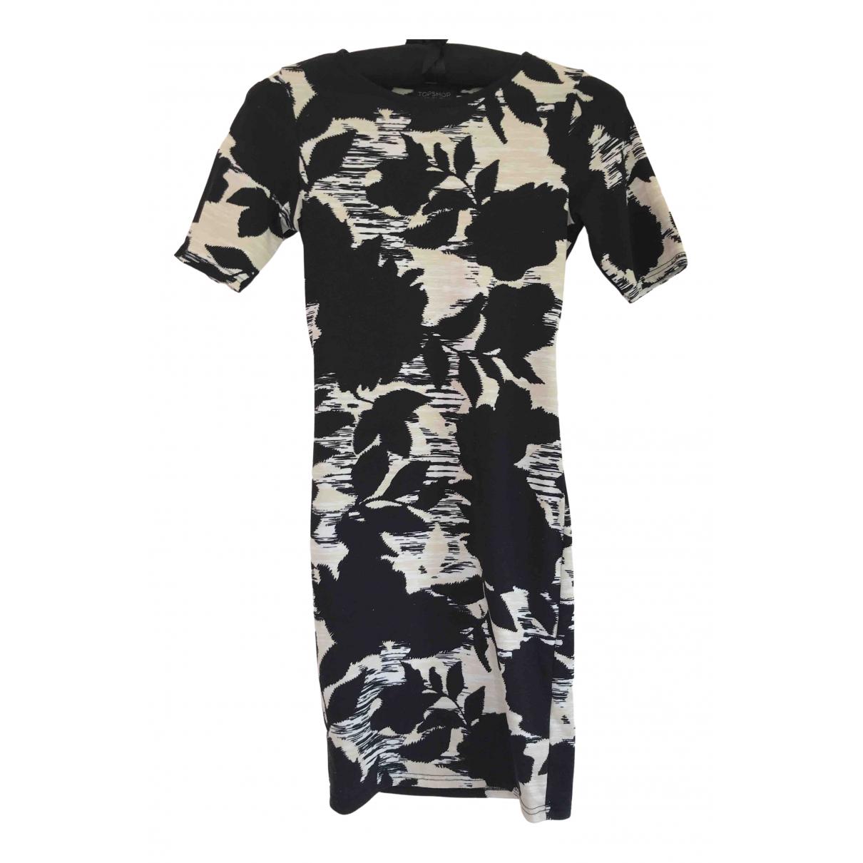 Topshop - Robe   pour femme - noir