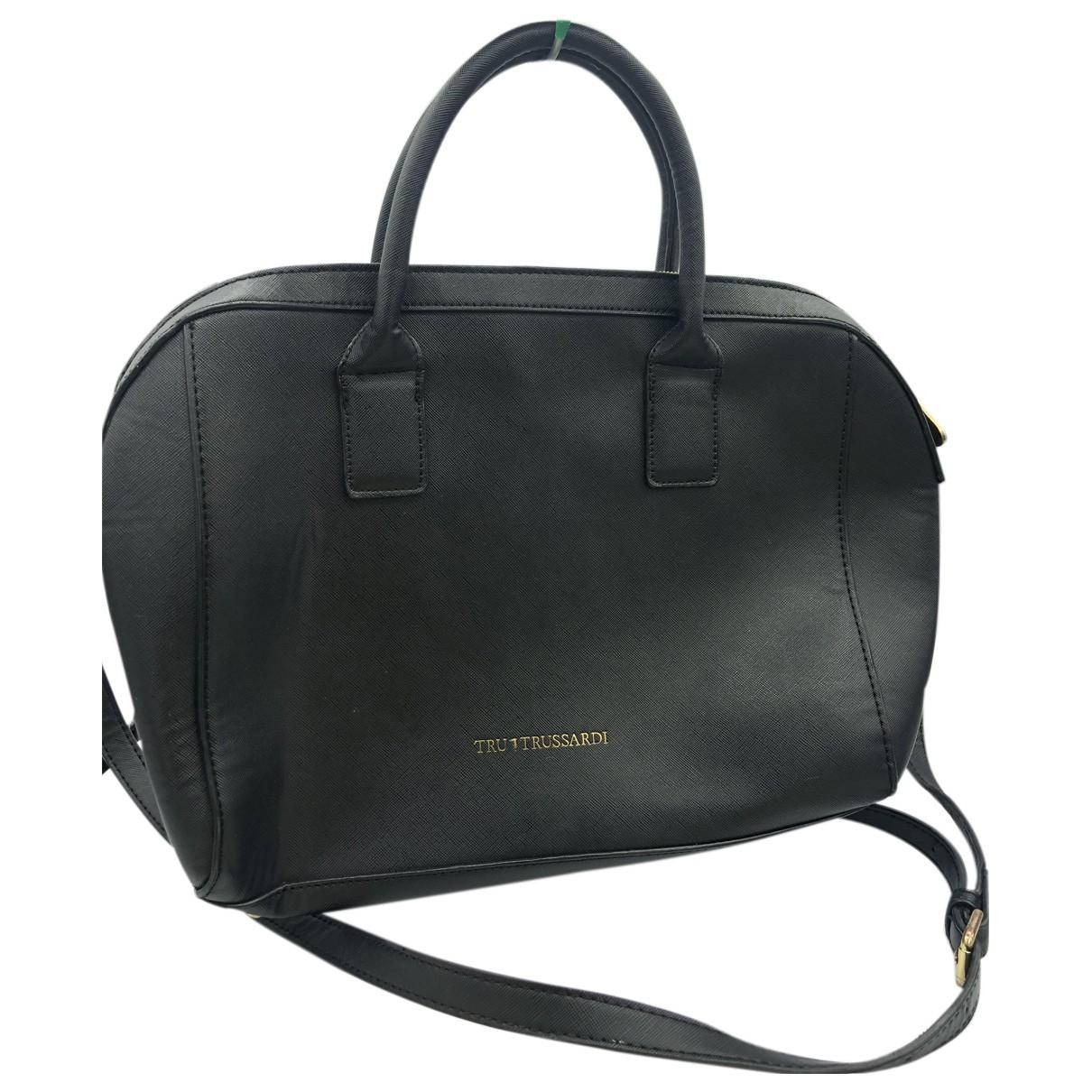 Trussardi N Blue Leather handbag for Women N