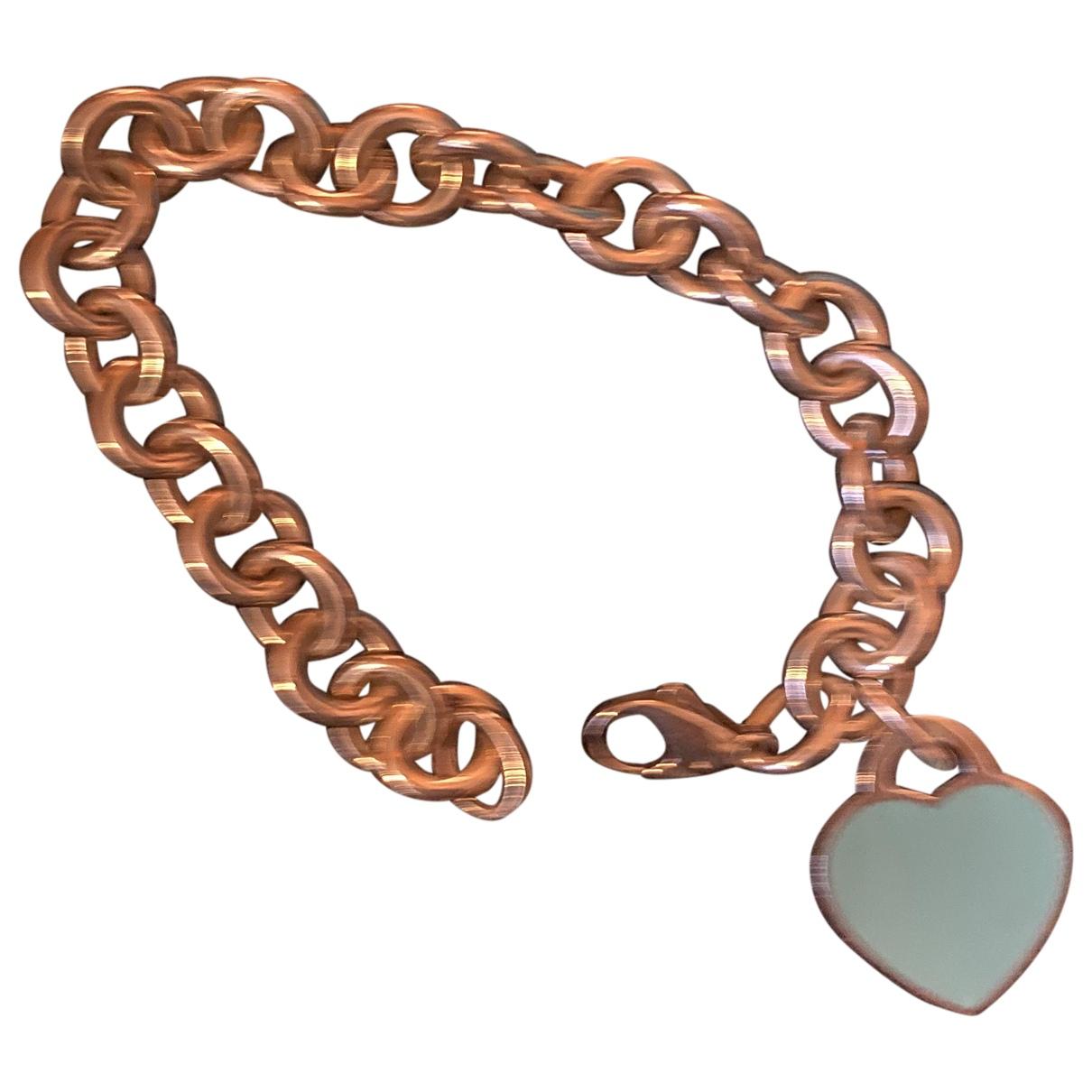 Tiffany & Co N Turquoise Silver bracelet for Women N
