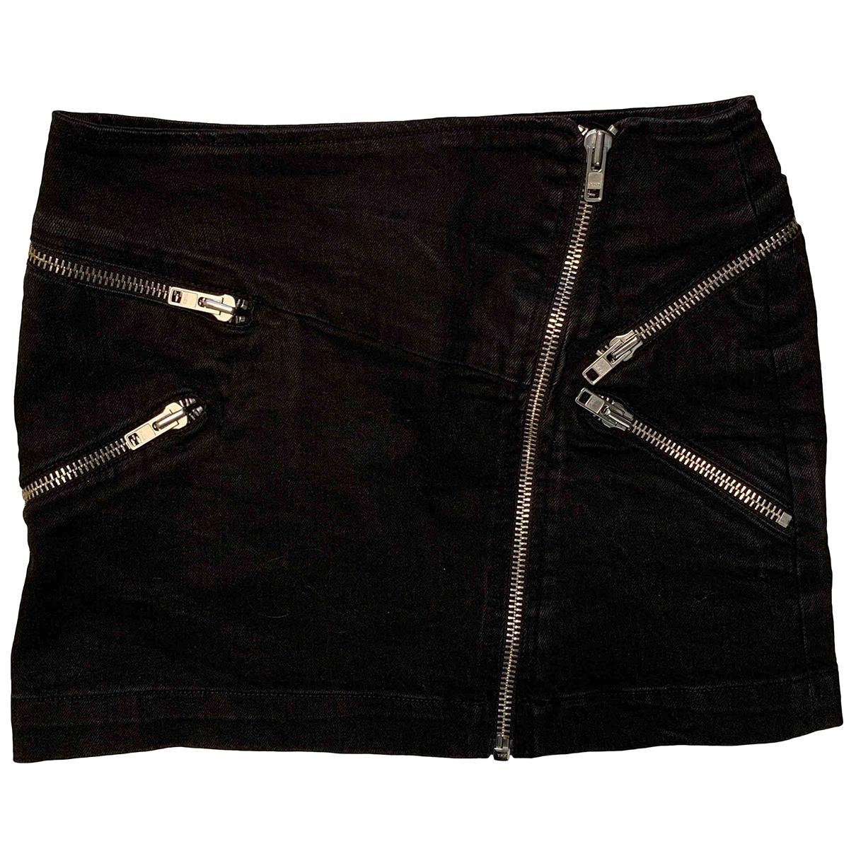The Kooples \N Rocke in  Schwarz Denim - Jeans