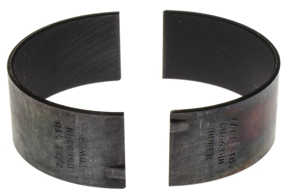 Clevite CB663HNK1 .025mm H Series Rod Bearing - Triarmor Coated GMC Pass|Truck
