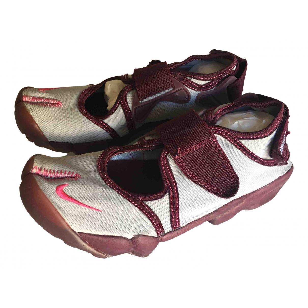 Nike \N Burgundy Trainers for Women 39 EU