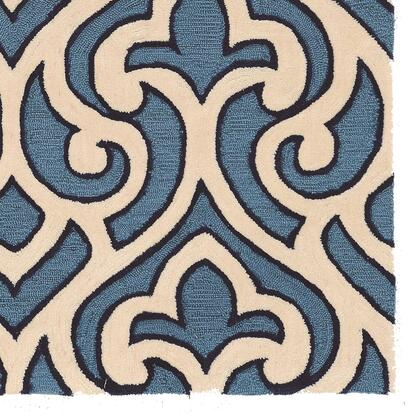 RUGTA55281 8 x 10 Rectangle Area Rug in