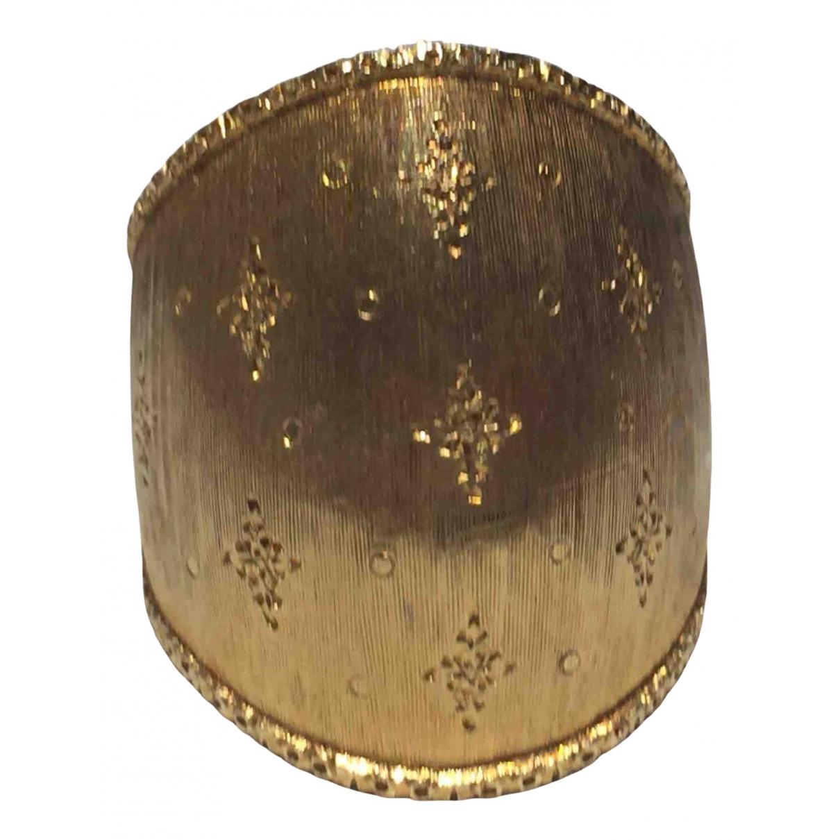 Buccellati - Bague   pour femme en or jaune - jaune