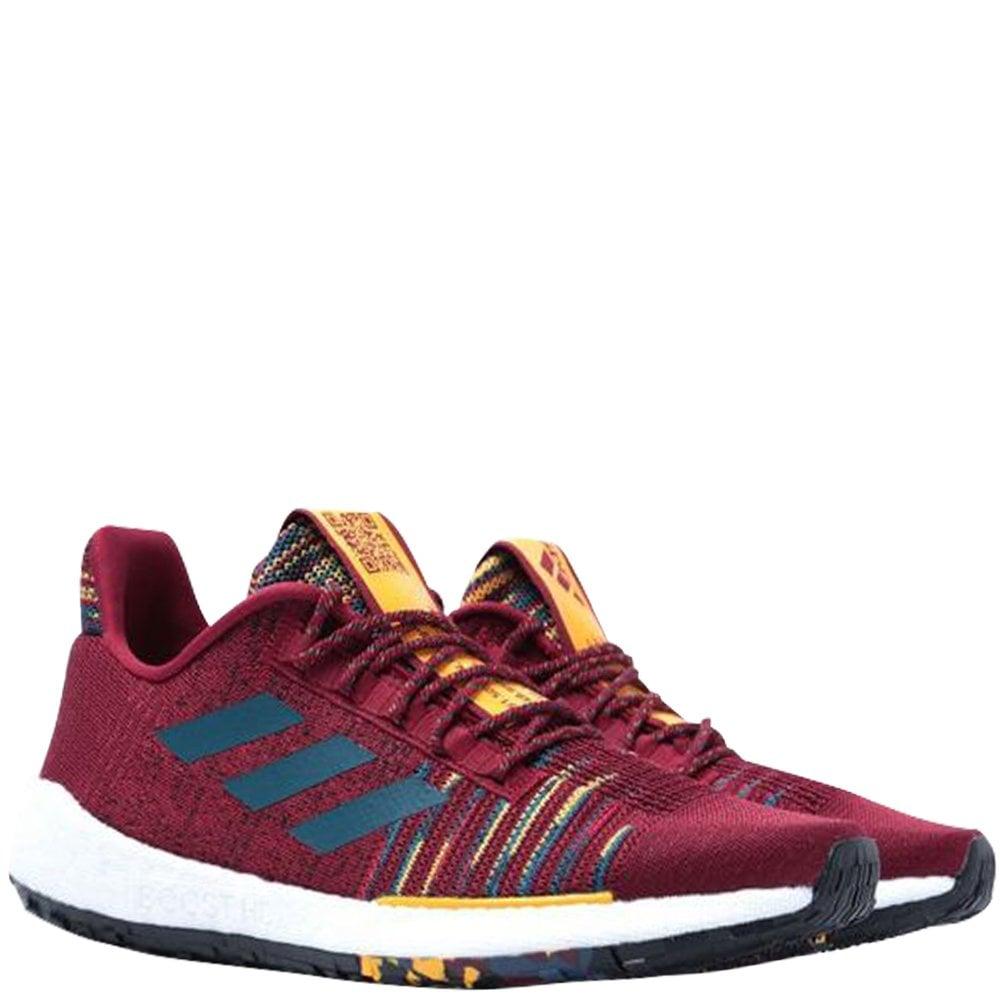 Adidas x Missoni Pulseboost HD Trainers Burgundy Colour: BURGUNDY, Size: 8
