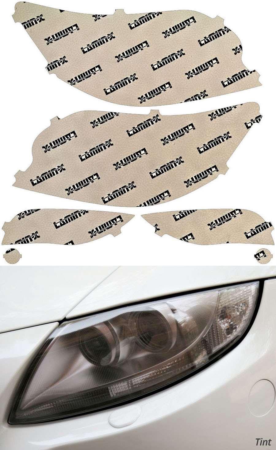 Lexus GX 14-18 Tint Headlight Covers Lamin-X L026T