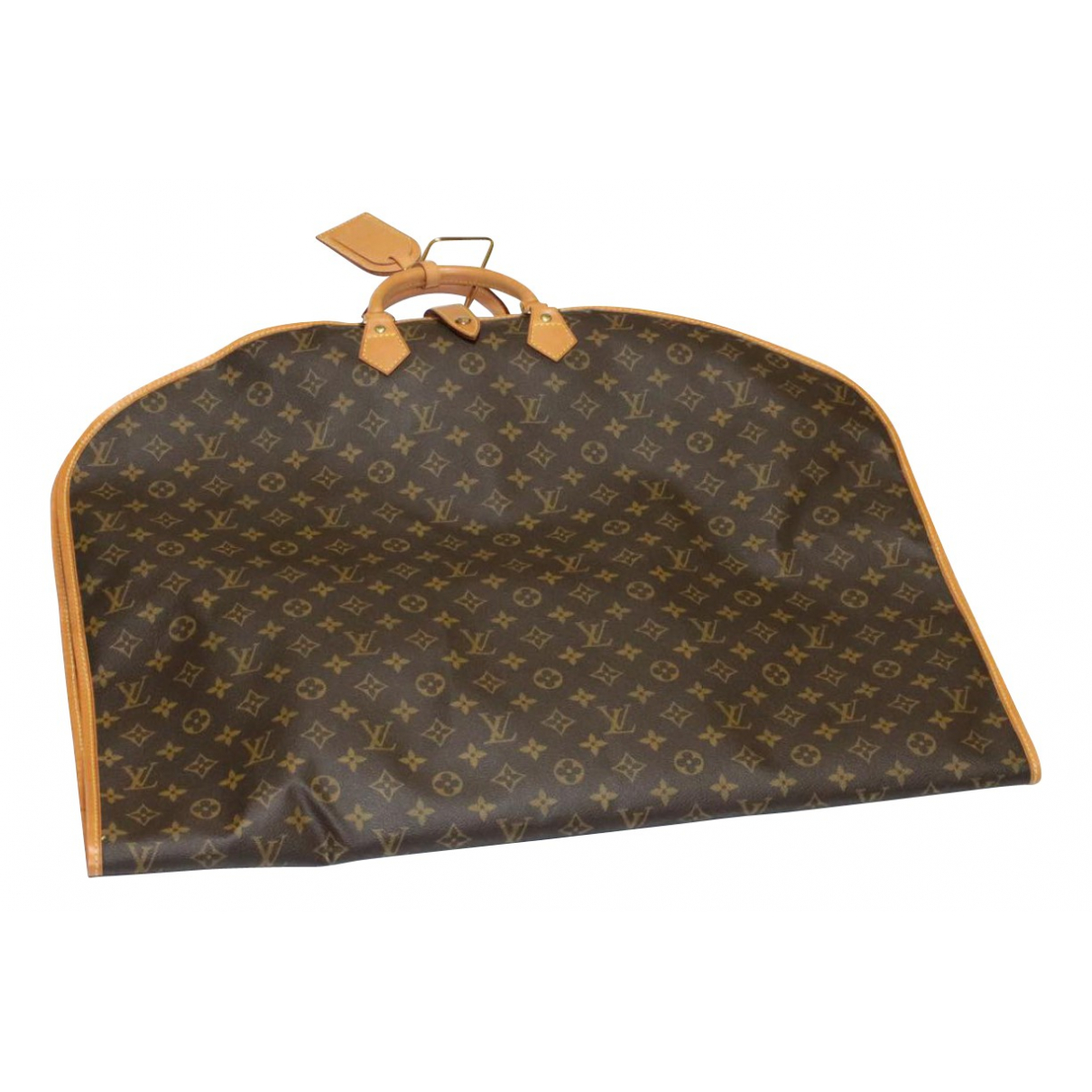 Louis Vuitton N Brown Cloth Travel bag for Women N