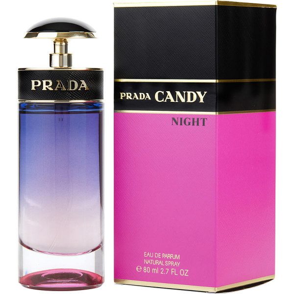 Candy Night - Prada Eau de Parfum Spray 80 ML