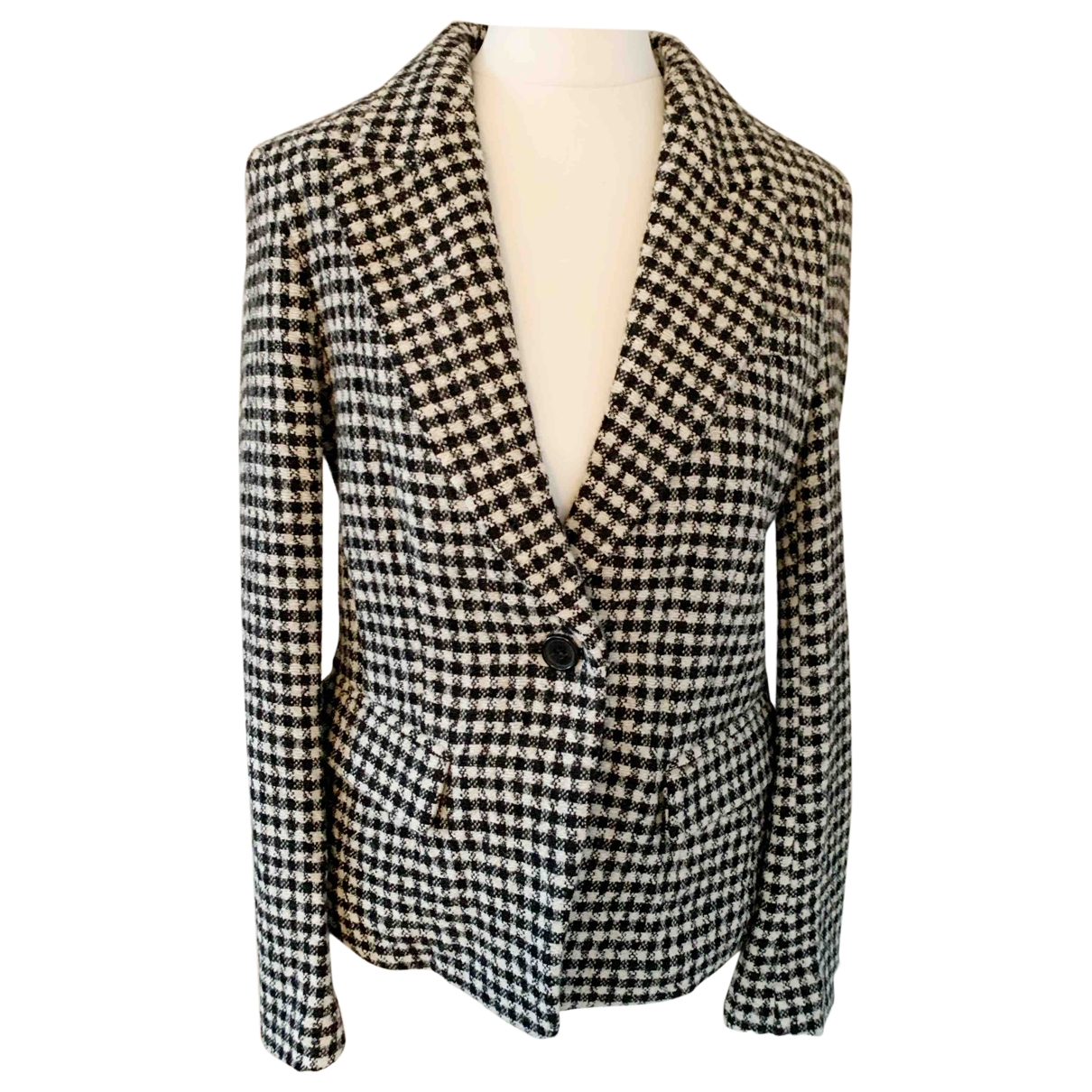 Isabel Marant Etoile \N Black jacket for Women 36 FR