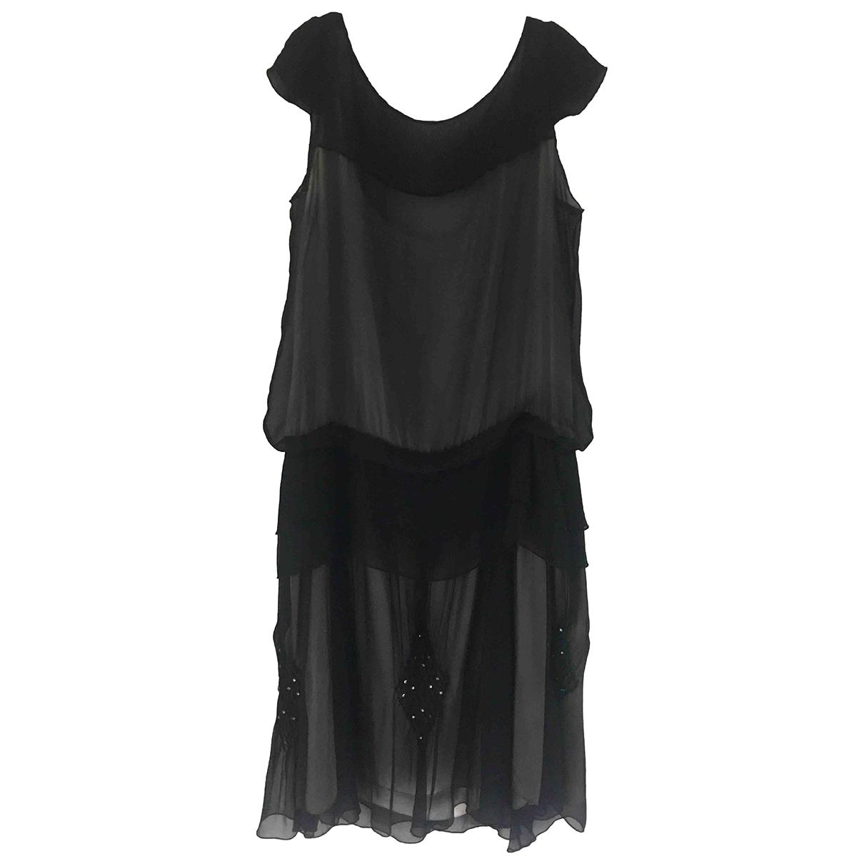 Mini vestido de Seda Anna Molinari