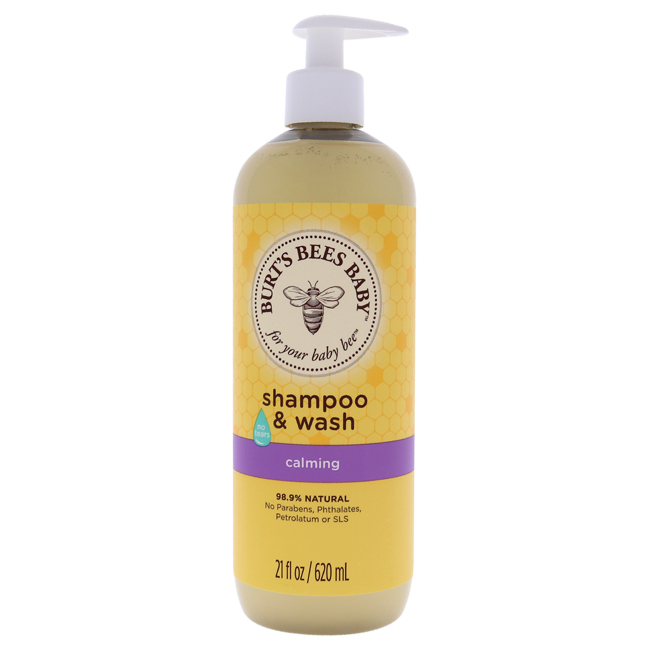 Baby Shampoo & Wash - Calming