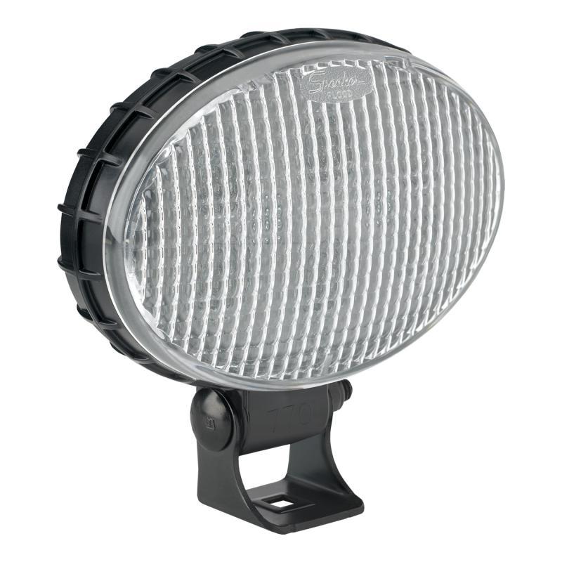 J.W. Speaker 1706041 770F-12V JWS XD LED Worklamp w/Harness