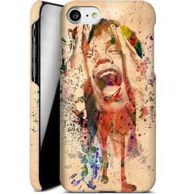Apple iPhone 8 Smartphone Huelle - Scream von Mark Ashkenazi
