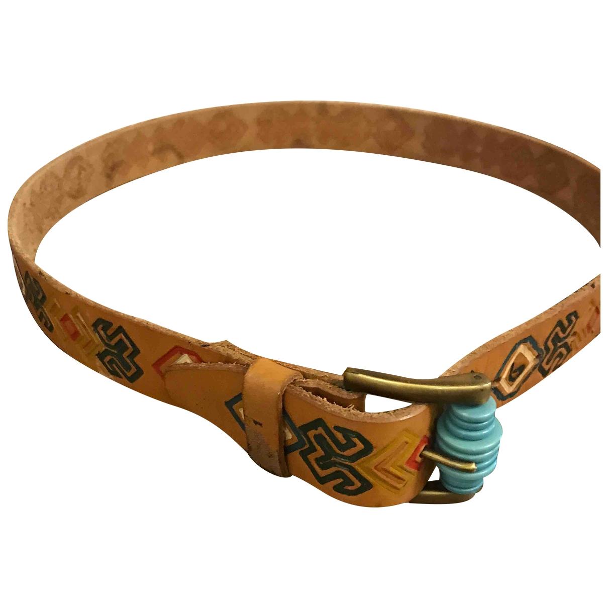 Byblos \N Leather belt for Men 95 cm