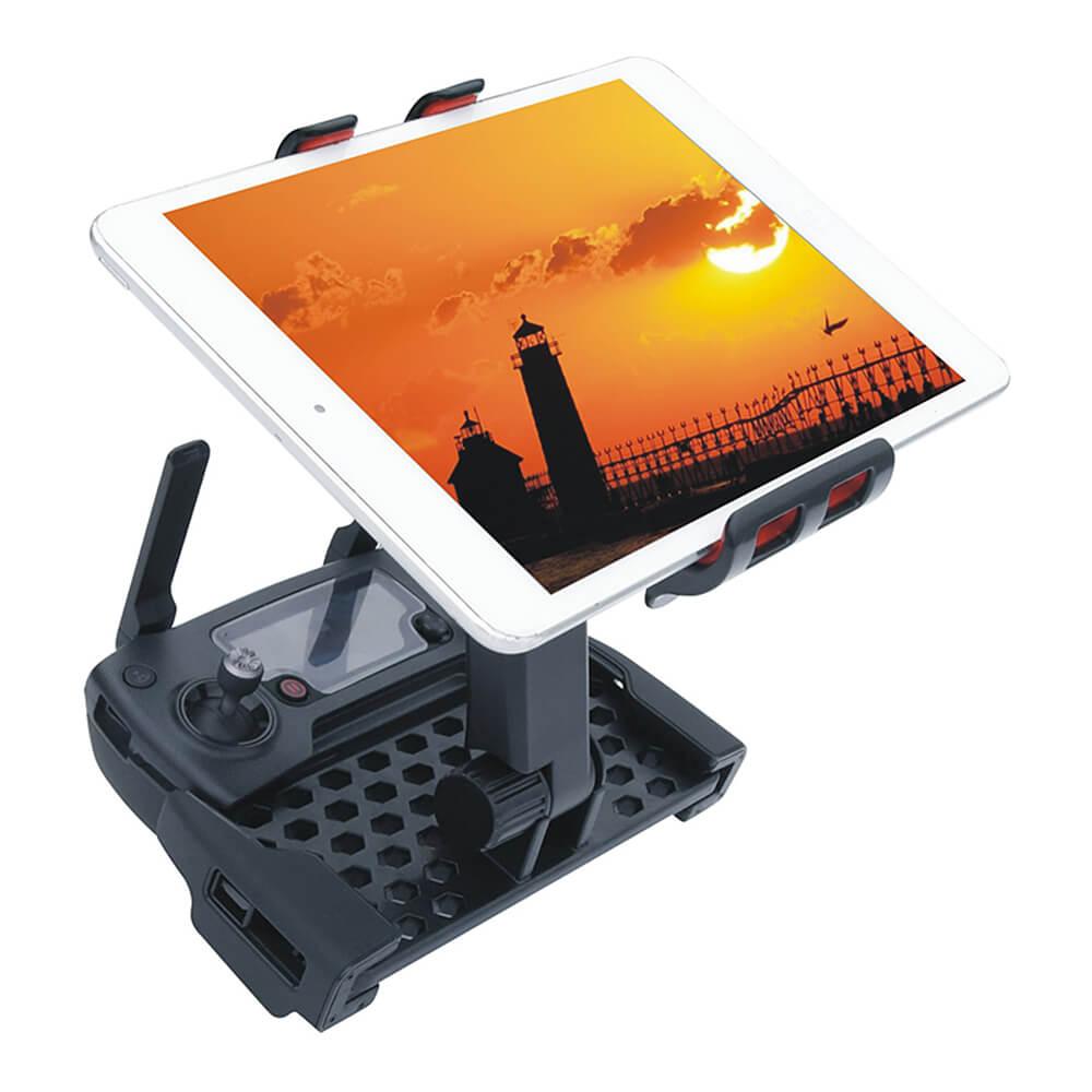Phone Tablet Holder Clamp Bracket for DJI Mavic Pro RC Quadcopter