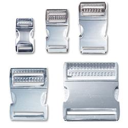 Aluminum Side Release Buckles