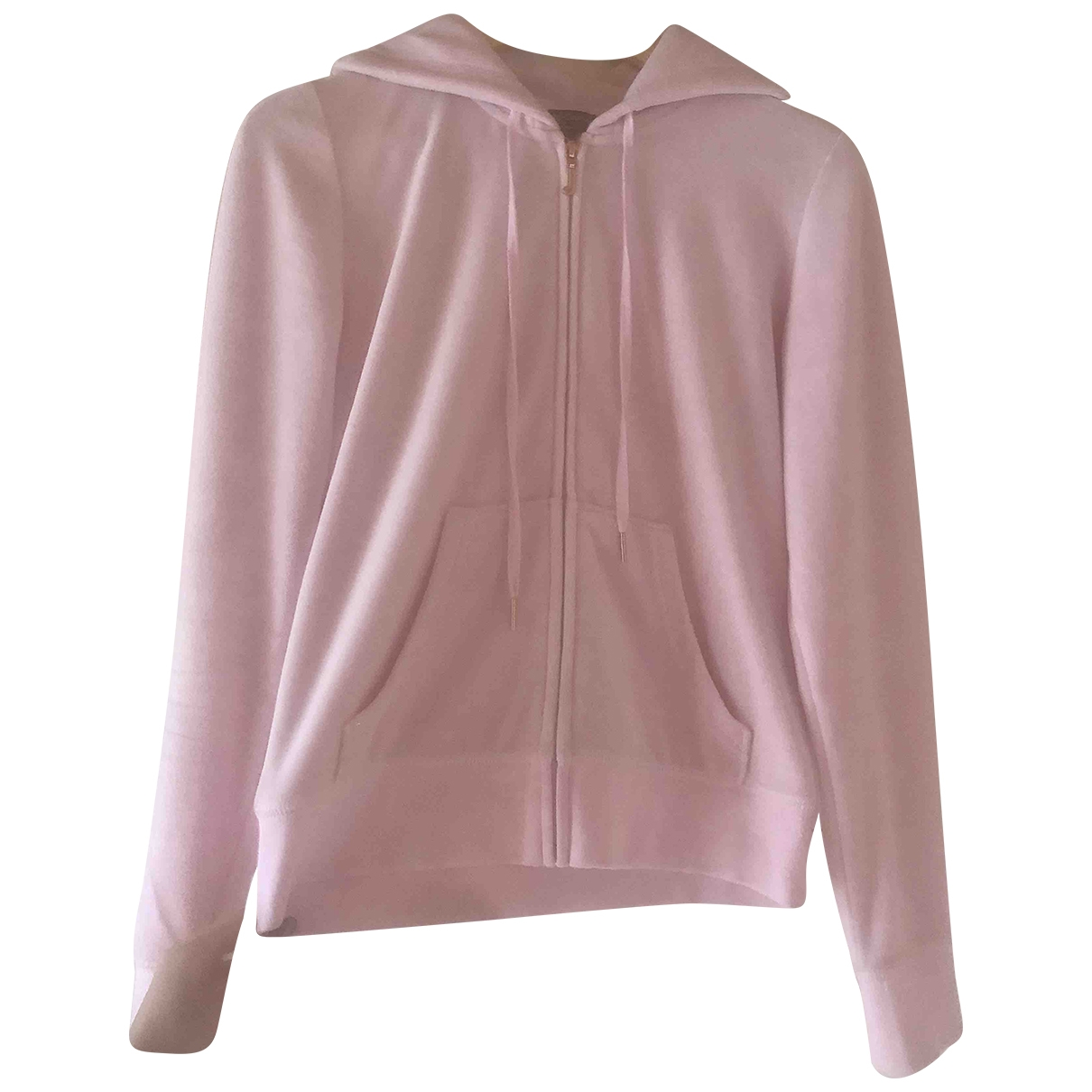 Juicy Couture \N Jacke in  Rosa Baumwolle