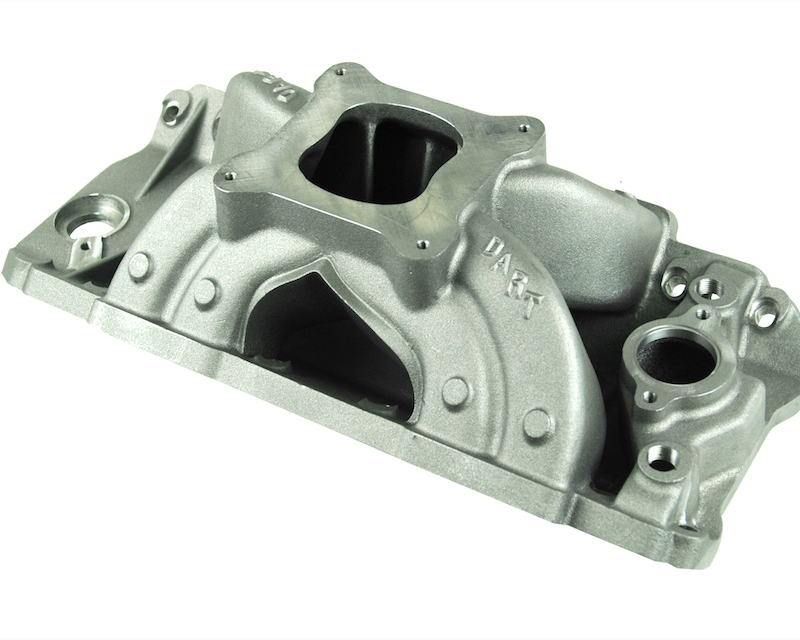 Dart 41225100 Intake Manifolds BBC 18-Degree Oval 10.2 Requires Spacers 4500