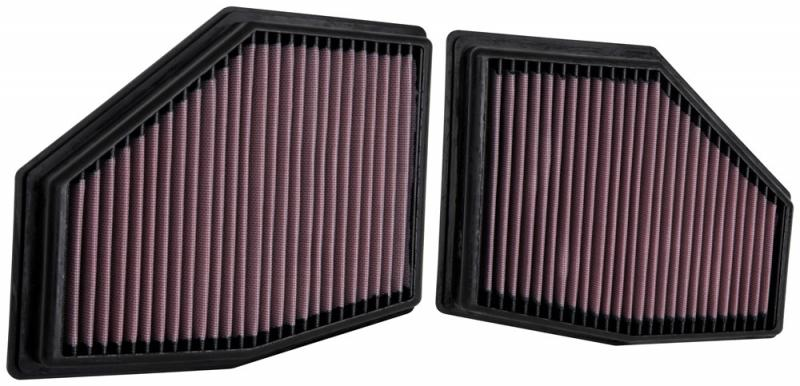 K&N 33-3155 Replacement Air Filter BMW 2020 4.4L V8