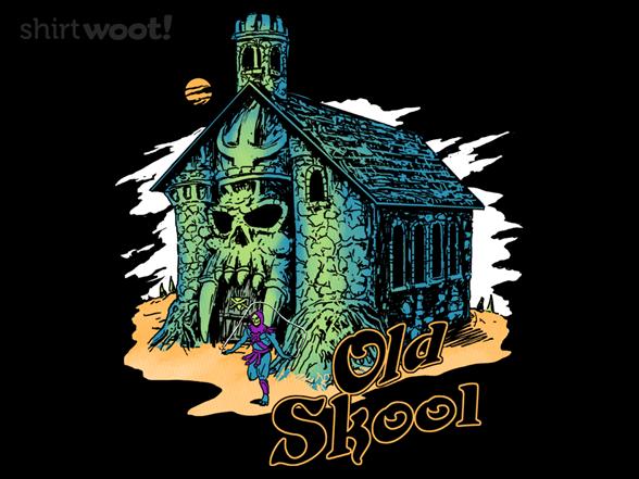 Old Skool T Shirt