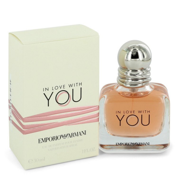 Giorgio Armani - In Love With You : Eau de Parfum Spray 1 Oz / 30 ml