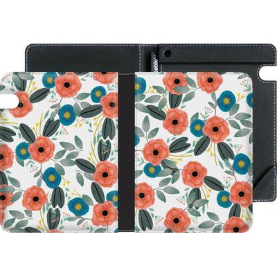 Amazon Kindle Voyage eBook Reader Huelle - Poppy Dream von Iisa Monttinen