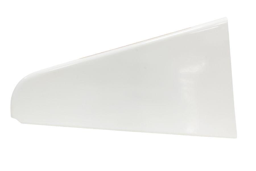 Triple X Race Components TXRMID-BW-0037 Midget Left Arm Guard White