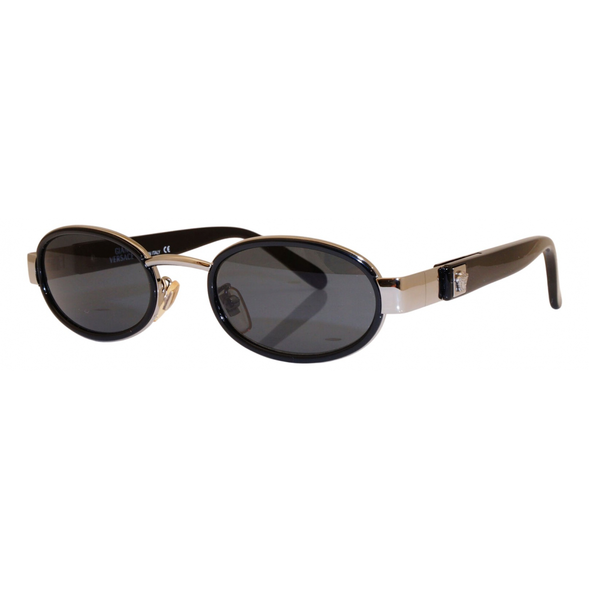 Gianni Versace \N Blue Sunglasses for Men \N