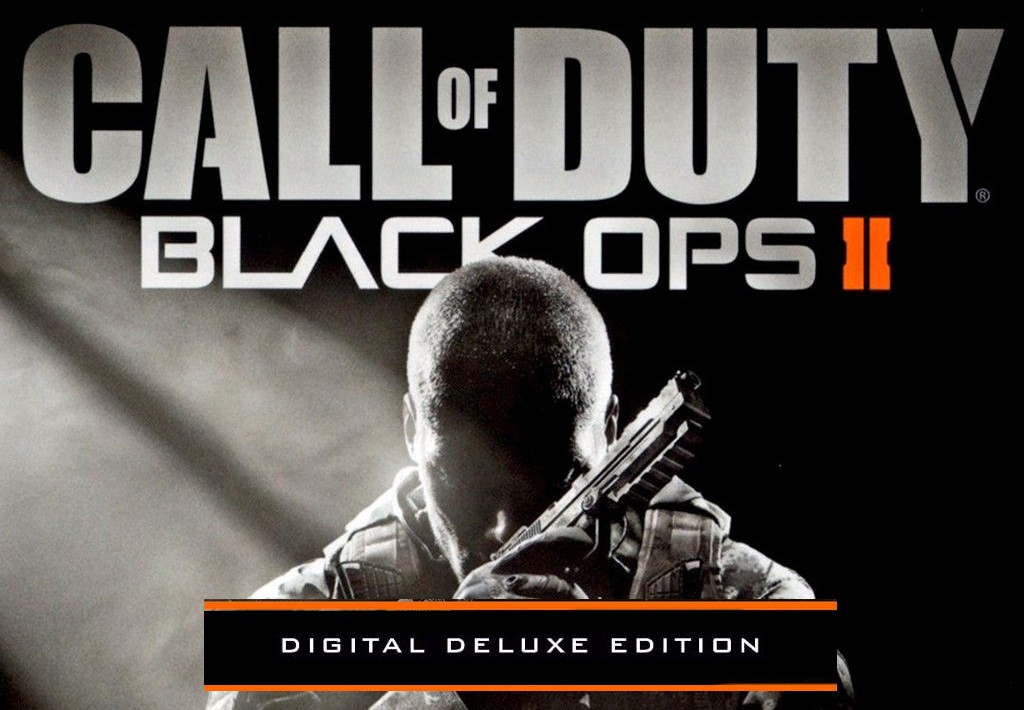 Call of Duty: Black Ops II Digital Deluxe Edition EU Steam Altergift